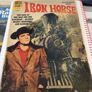 Iron Horse collector's Edition #1 March 1967 comic